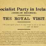 Socialist Party Leaflet 1911