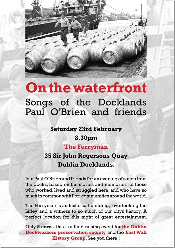 Ferryman fundraiser