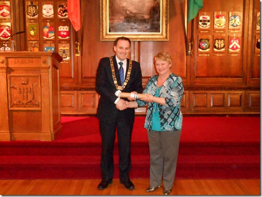 Lord Mayors Presentation