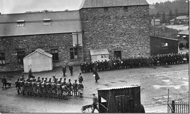 Frongoch Internment Camp