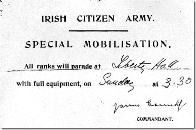 irish-citizen-army-mobilization