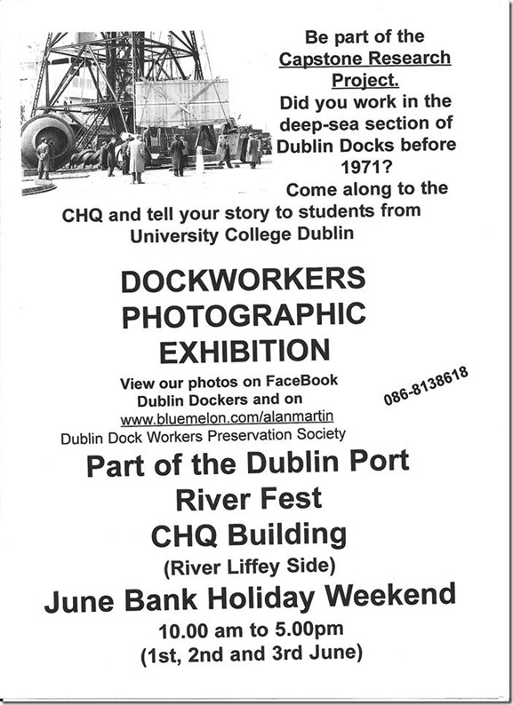 Dockworkers Research project