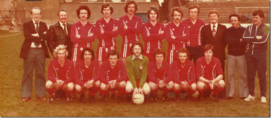 East Wall United 1979