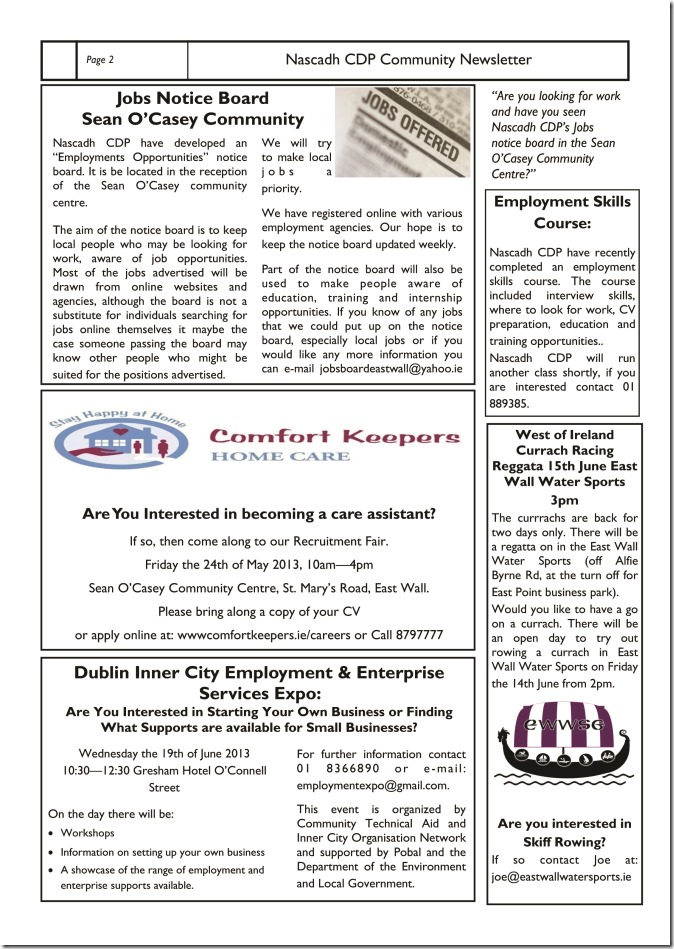 Newsletter2 copy