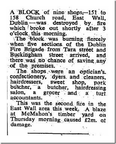 02 fire destroys nine shops two 1970