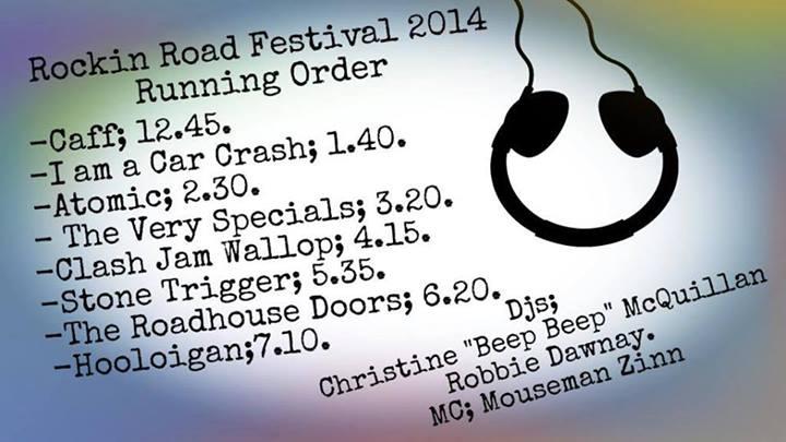 03 running order
