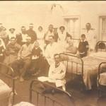 Hume street hospital 1915