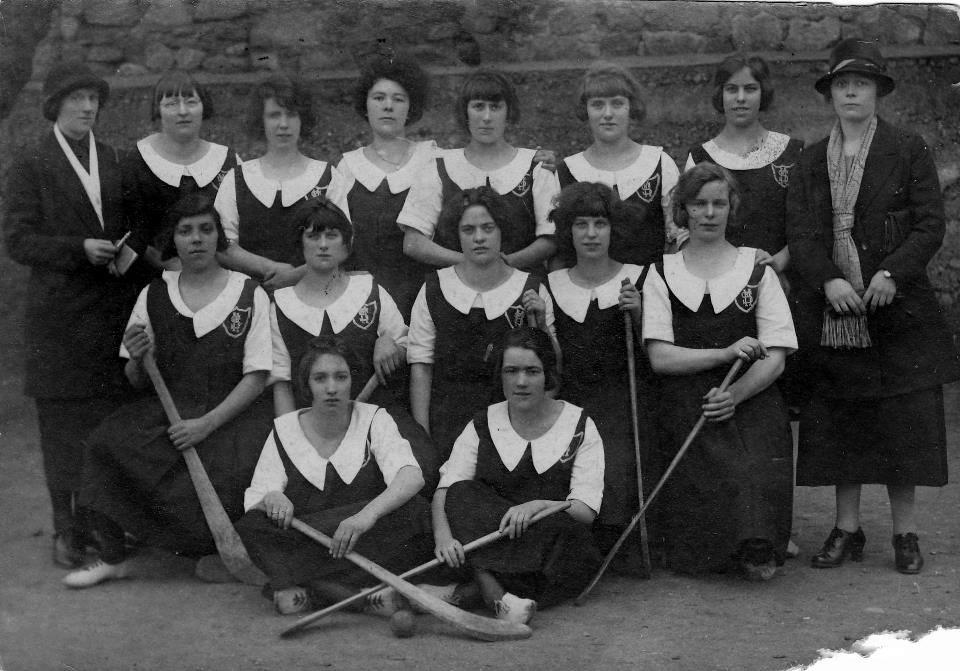 04 st marys Ladies Camogie team