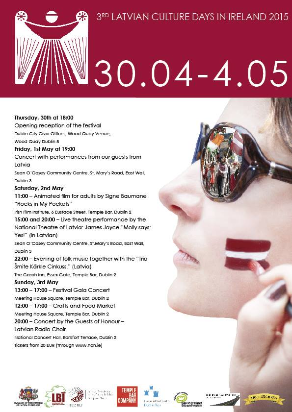 Latvian Culture Days 2015