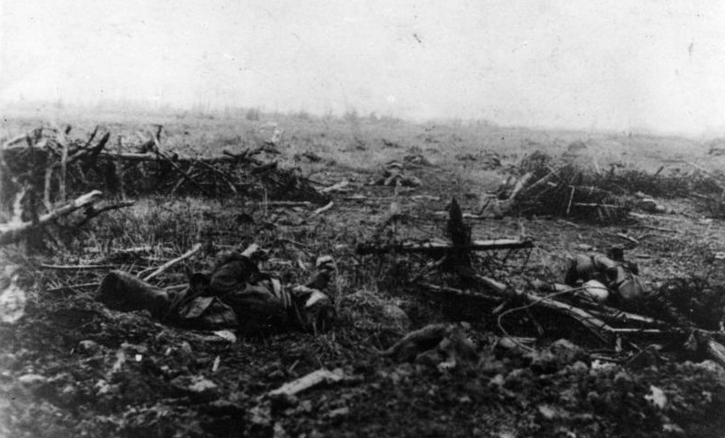 Neuve Chapelle , March 1915