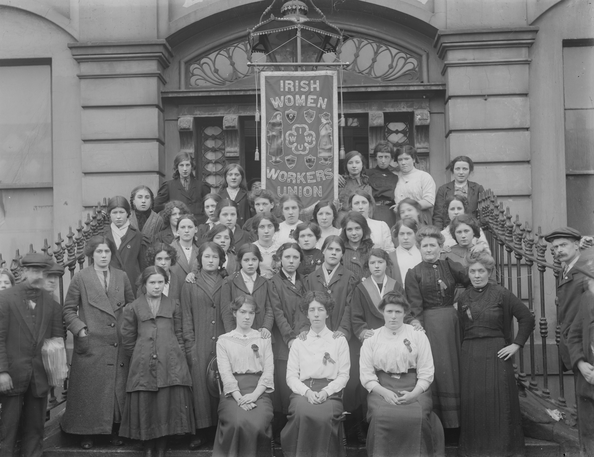 The Irish Women Workers Union at Liberty Hall