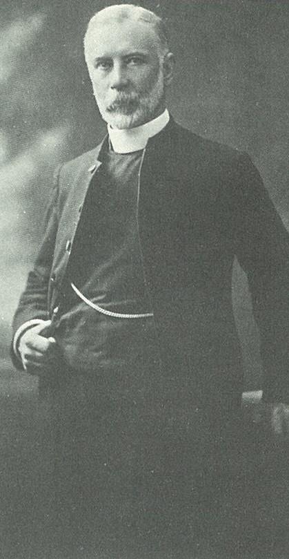 Reverend EM Griffin