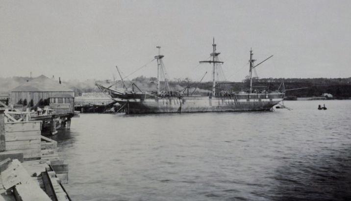 Hougoumont in 1885