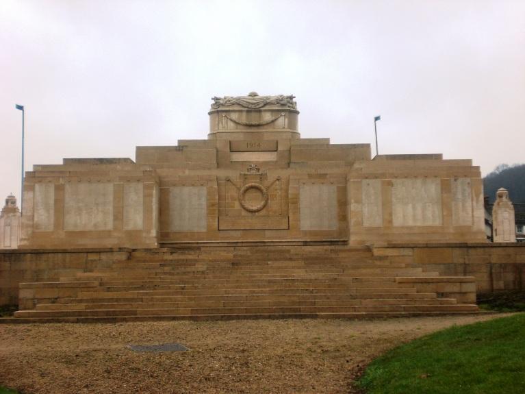 La Ferte-Sous-Jouarre Memorial.