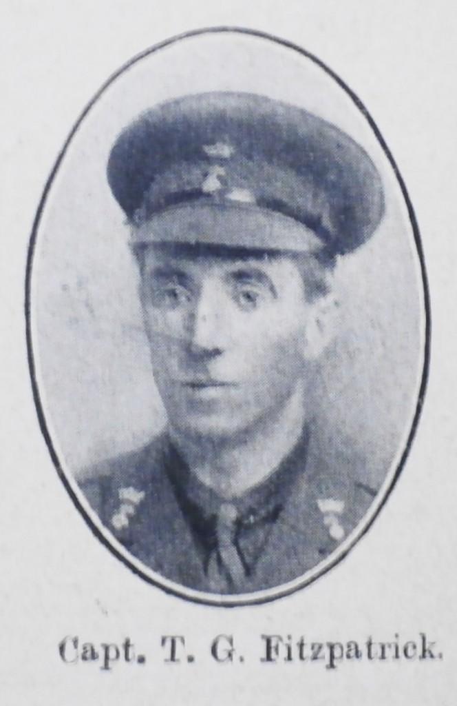 Thomas Gordon Fitzpatrick