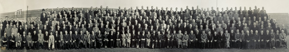 Surviving members of Easter Rising GPO Garrison - Photo: 1938