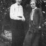 Kathleen Lynn & Madeleine ffrench-Mullen