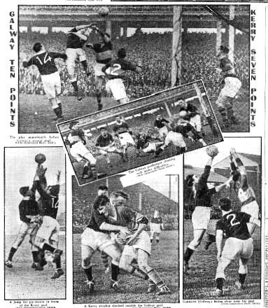 All Ireland football final (replay) 1938