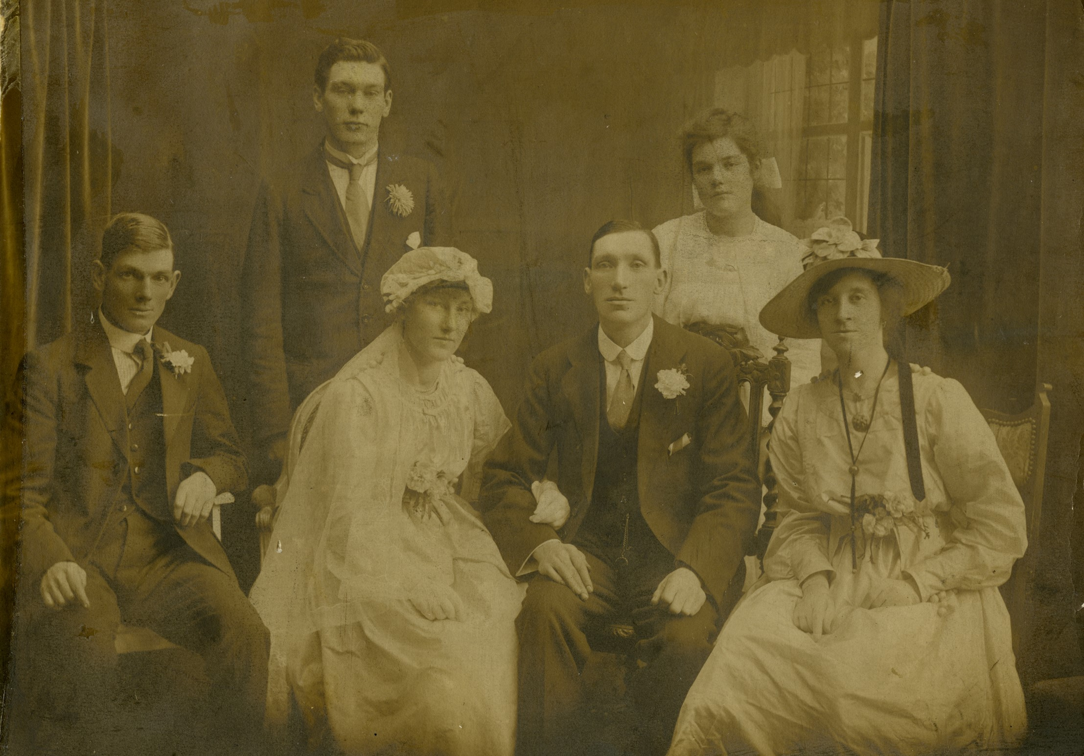 Wedding of Christine Caffrey to James Keeley