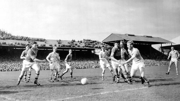 Dublin versus Kerry 1955