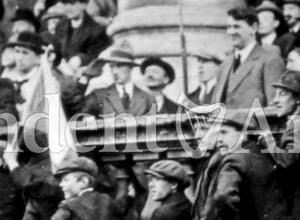 James O'Neill and Michael Collins at City Hall 1922