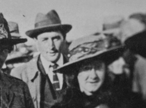 James O'Neill with Kathleen Lynn