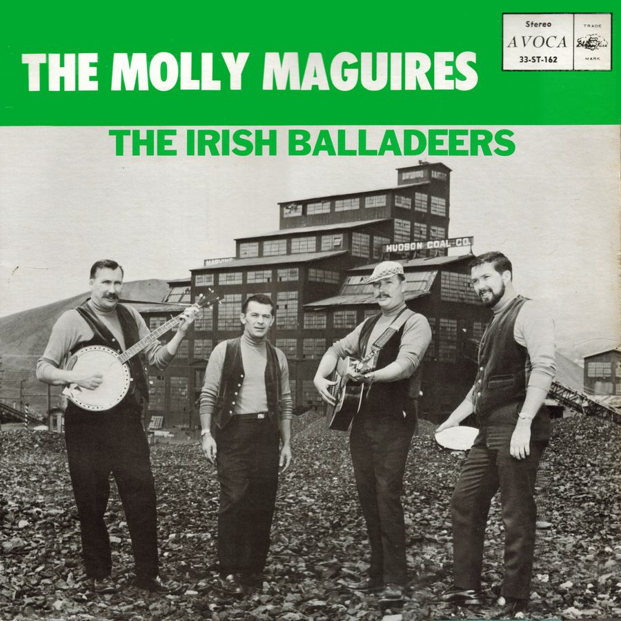 IRISH BALLADEERS