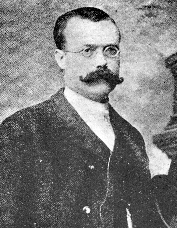 James McParland in the 1880's