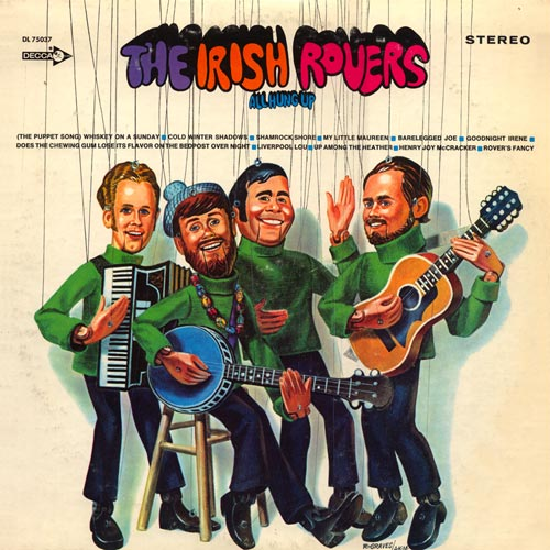The Irish Rovers All hung up