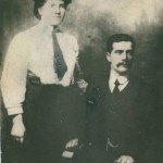 Christopher Wolfe and his wife , Elizabeth (nee Tully)