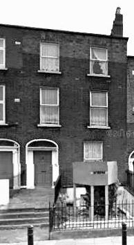 113 Seville Place where Jane Costello was shot & died