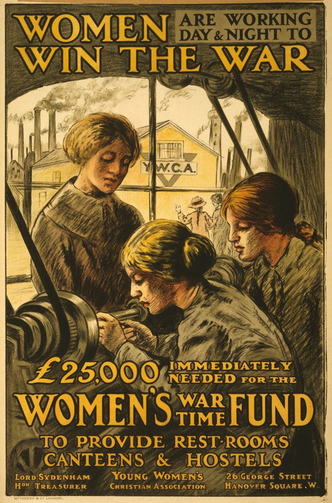 Womens Wartime Fund