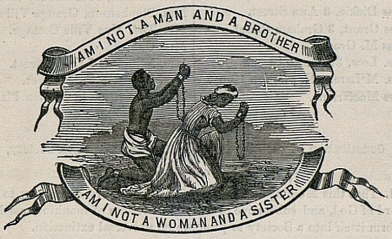 Emancipation logo from 1860's