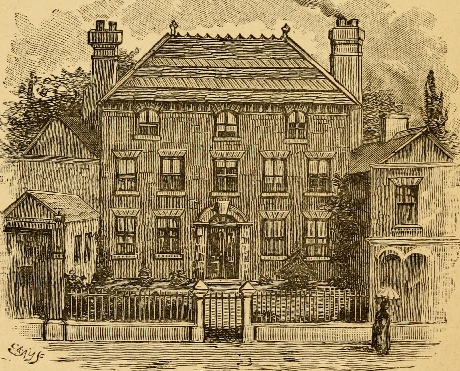 Birthplace of Richard Allen , Harold's Cross , Dublin