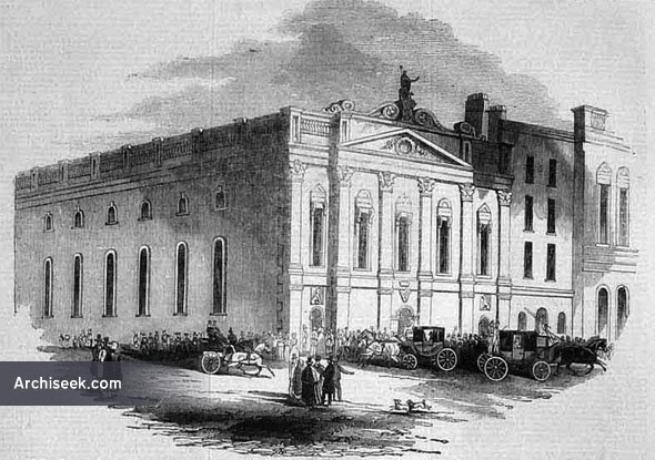 Conciliation Hall , Burgh Quay