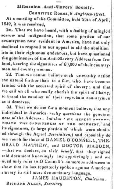 Letter 1842