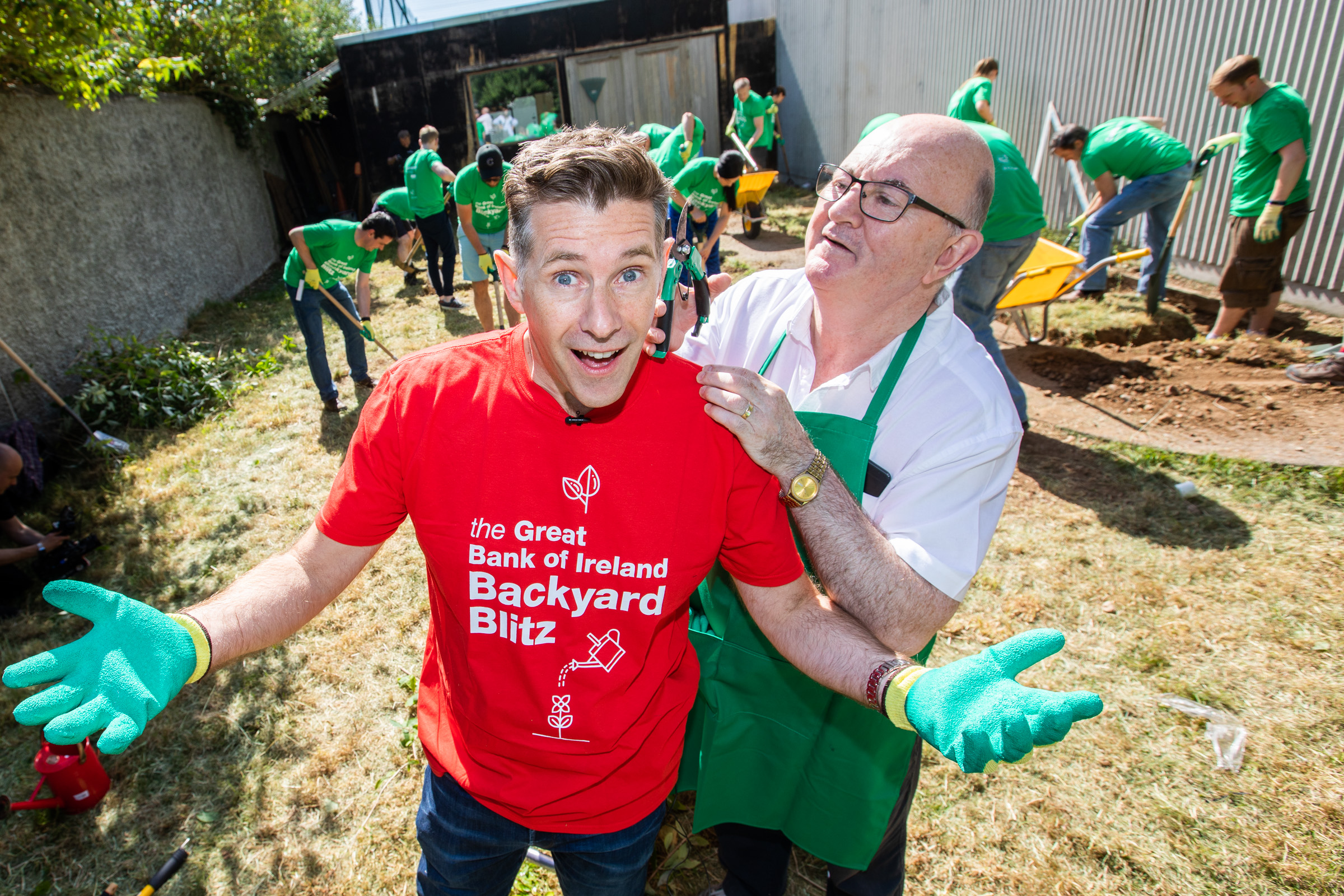 Bank of Ireland Backyard Blitz for Age Action-4