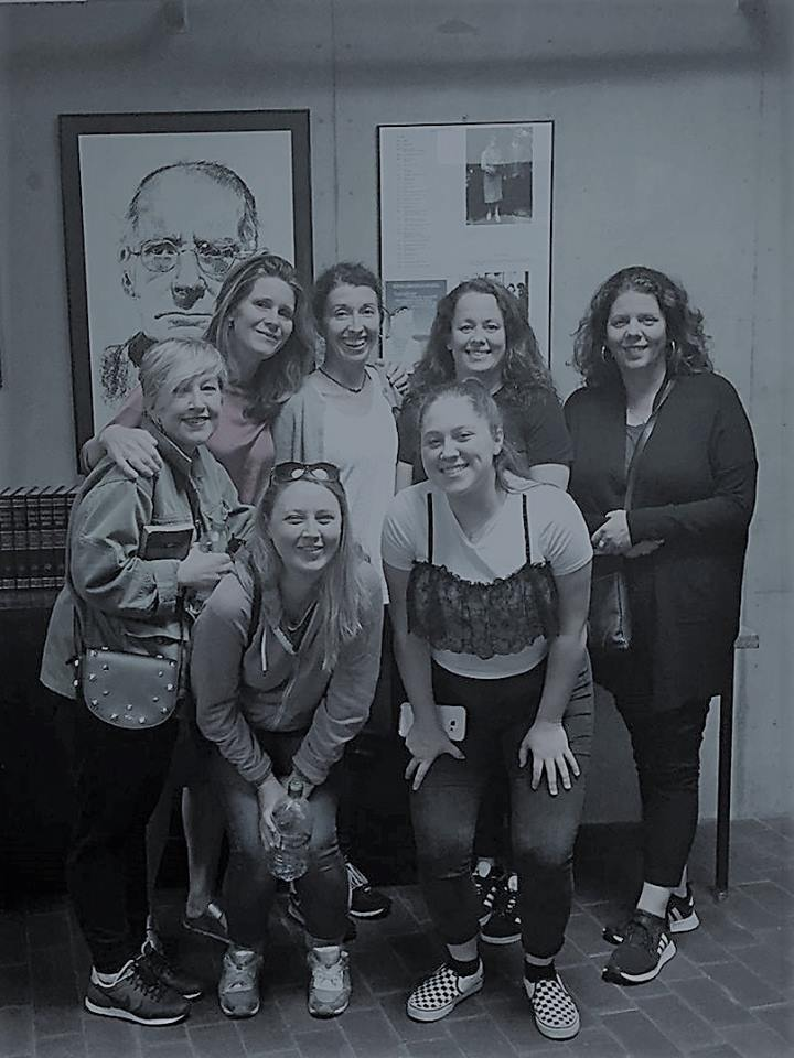 The Women of O'Casey , our opening night cast