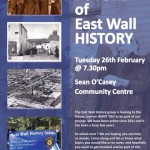 The future of East Wall History