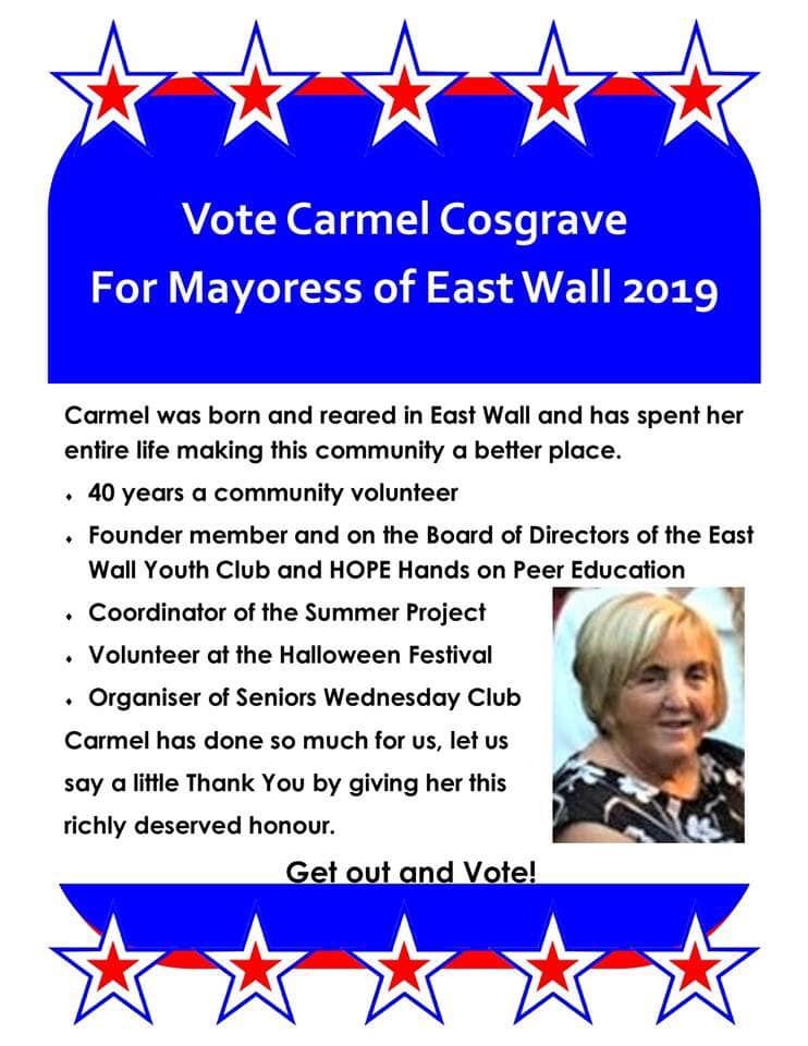 Mayor Carmel