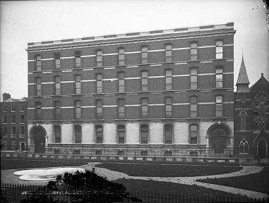 Jervis Street Hospital
