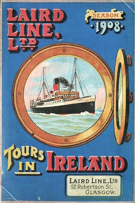 A Laird Line Poster from 1908.