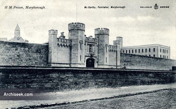 Maryborough (now Portlaois Prison)