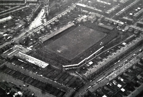 Dalymount Park in the 1930s.